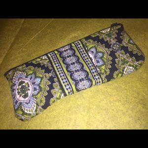Vera Bradley's 💯 Cotton Makeup Bag